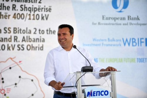 Construction Starts on Electricity Interconnector Between Albania and North Macedonia