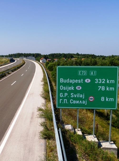 Works Commence on the EU-supported Svilaj Border Crossing Facility from BiH to Croatia