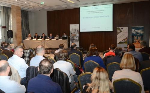 Regional Stakeholder Forum on the Flood Risk Management Plan for the Sava River Basin