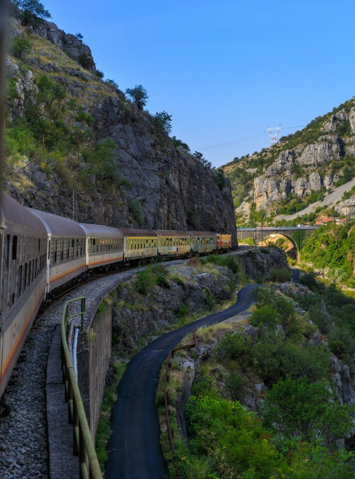 EU-Funded Project Kicks-off for the Modernisation of the Golubovci-Bar Railway Line in Montenegro