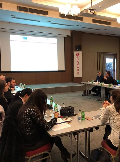Start of the WBIF Technical Assistance for Bar – Boljare Highway Phase II
