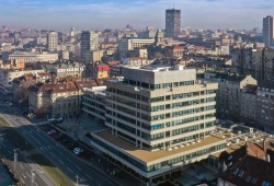 Upgrading and Reconstruction of Judiciary Facilities in Serbia - 'Palace of Justice' Belgrade © EU and Ministry of Justice