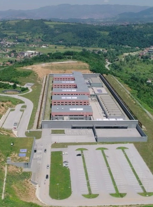 First High Security State Prison in BiH Opened with the EU Support
