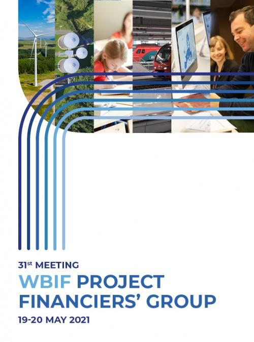 31st WBIF Project Financiers' Group Meeting (PFG) 19-20 May 2021