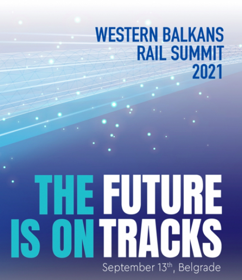 "First Western Balkans Rail Summit ""The Future is on Tracks"""