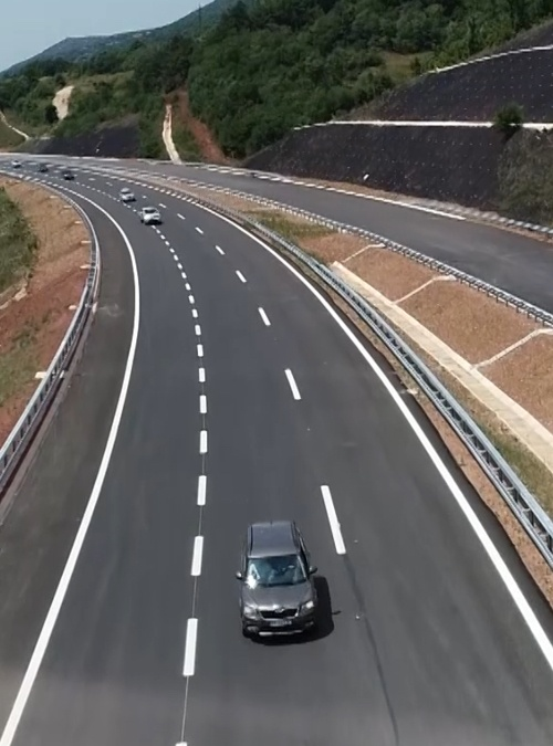 Supporting Road Connections in the Western Balkans: The Corridor X Motorway