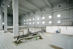 Upgrade of Makis Water and Wastewater Treatment Facilities in Belgrade, Serbia. © EU