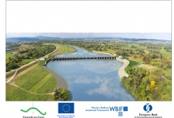 Sava River Regulation and Development. © EU, courtesy of IPF3 and Programme Sava