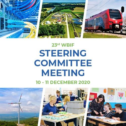 23rd Western Balkans Investment Framework (WBIF) Steering Committee Meeting 10-11 December 2020