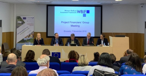 26th Meeting of the WBIF Project Financiers' Group