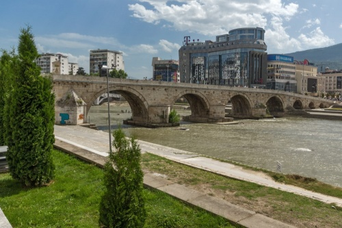The European Union Mobilises Additional Funding for Wastewater Treatment in Skopje