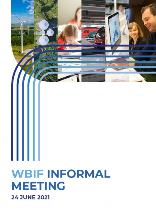 Western Balkans Investment Framework (WBIF) Informal Meeting 24 June 2021