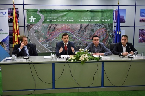 Start of the Technical Assistance for Motorway A4 Skopje – Blace, Section Stenkovec Interchange – Blace